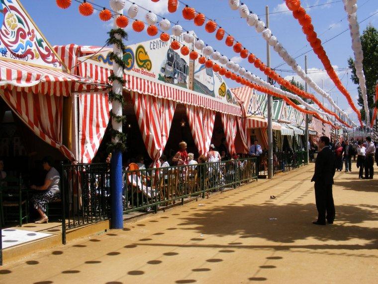 Que dias se realiza la Feria de Abril 2016 en Sevilla