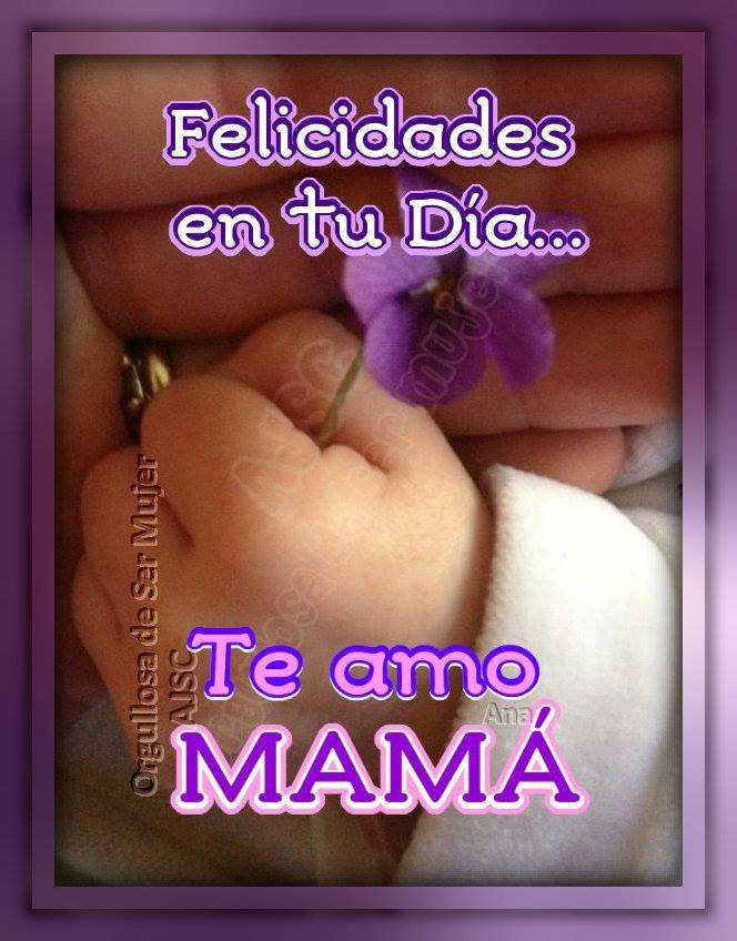 Felíz día de la Madre tarjetas frases (1)