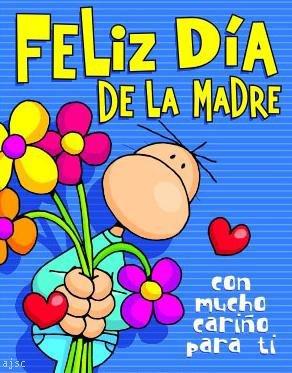 Felíz día de la Madre tarjetas frases (14)