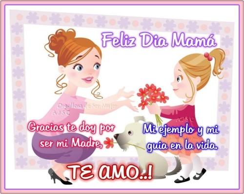 Felíz día de la Madre tarjetas frases (17)