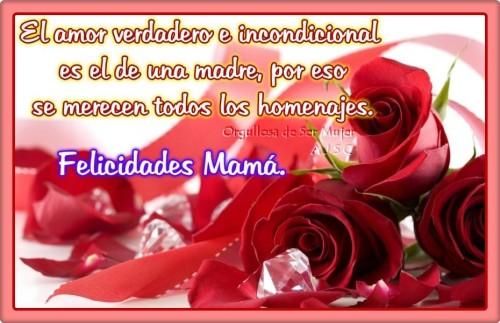 Felíz día de la Madre tarjetas frases (20)