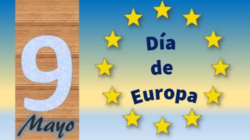 Imágenes para descargar y compartir del Día de Europa