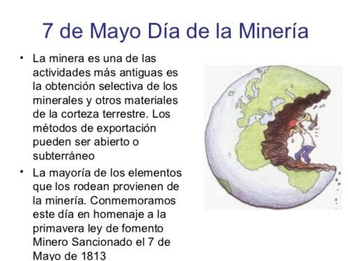 Día de la Mineria -  7 de mayo (8)