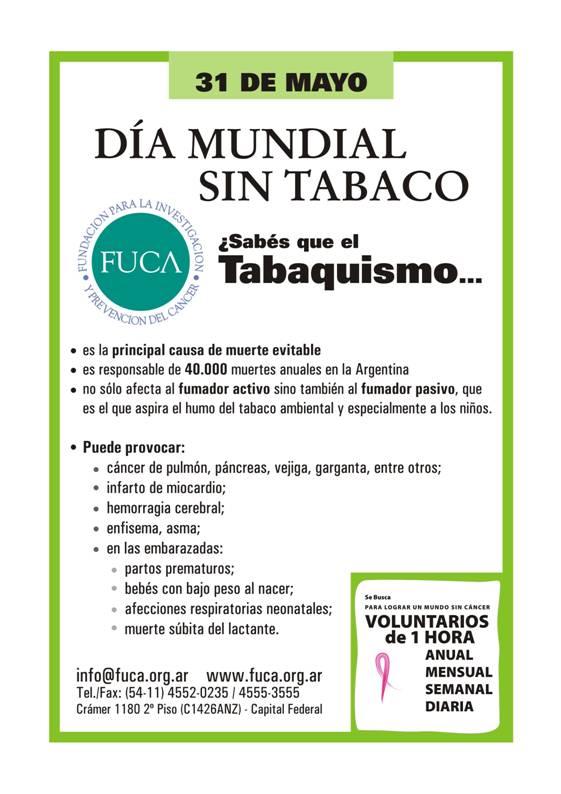 Día sin Tabaco - 31 de mayo (4)