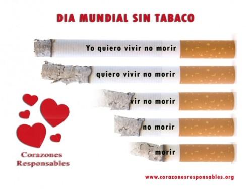 Día sin Tabaco Frases  (5)