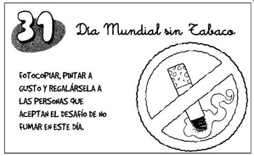 Día sin Tabaco Frases  (7)