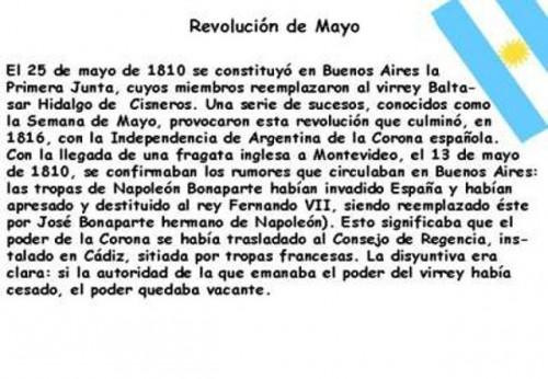 Información del 25 de mayo 1810 (2)