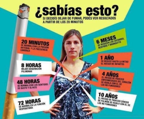 Mensaje Dia Mundial sin Tabaco  (2)