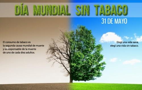 Mensaje Dia Mundial sin Tabaco  (5)