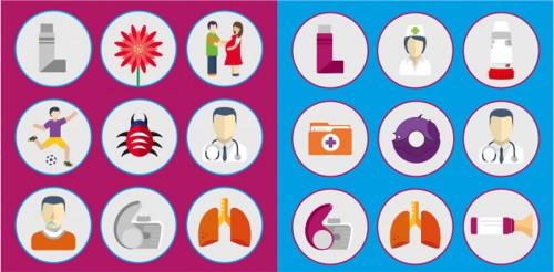¿Que día es el World Athma Day ? Imágenes del Día del Asma