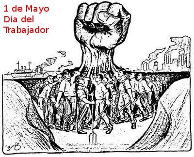 Día del Trabajador imágenes con frases y porqué se festeja el 1 de mayo