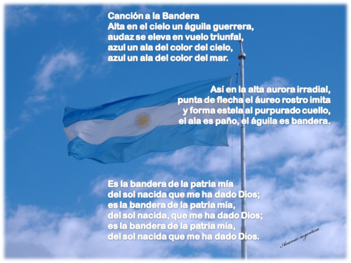 20 de junio - dia de la Bandera Argentina (2)