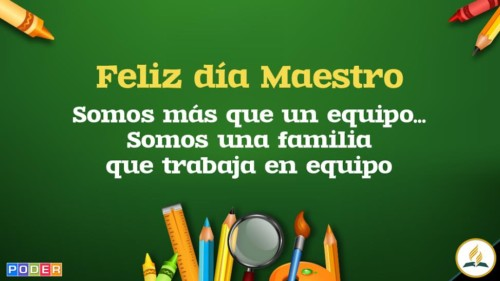 Feliz dia del Maestro frases  (2)