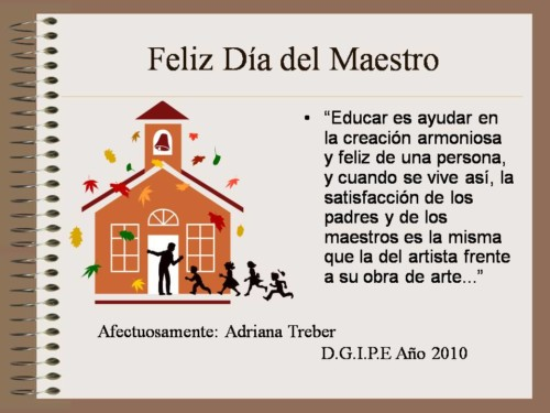Feliz dia del Maestro  (5)