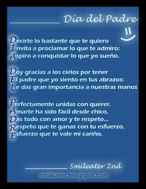 Poesia para el dia del Padre  (2)