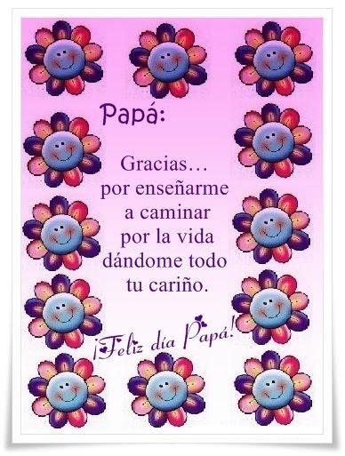 Poesia para el dia del Padre  (5)