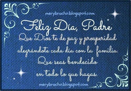 dedicatorias Feliz día del Padre (7)