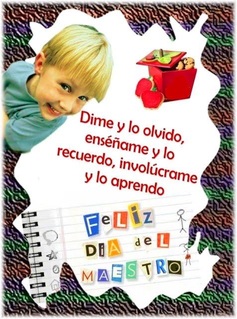 Im U00e1genes Y Frases Del D U00eda Del Maestro Para Dedicar Que Dia