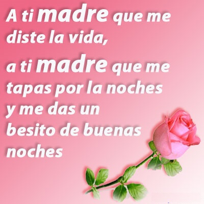 Que dia es el d a de la madre frases im genes y mensajes - Cosas para el dia de la madre ...