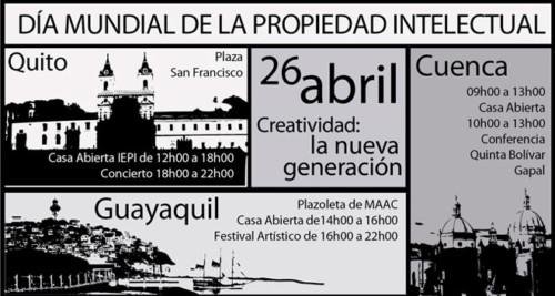 Día de la Propiedad intelectual - derechos de autor (8)
