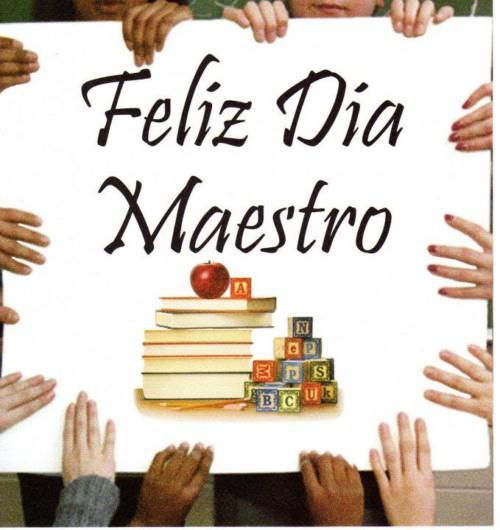 Que día es El Día del Maestro, frases, imágenes y mensajes