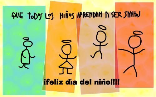 Feliz dia del Niño frases  (15)