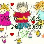 Frases de Felíz Día del Niño con mensajes para descargar o compartir