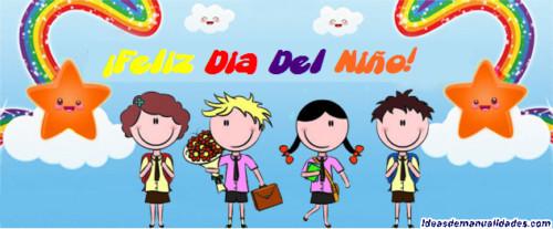 Día del Niño mensajes tarjetas  (4)