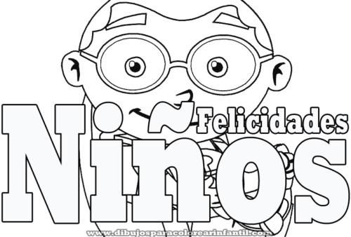 Dibujos infantiles para el Día del Niño (6)