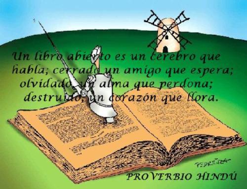 Que Dia Es El Día Del Libro Frases Imágenes Y Mensajes