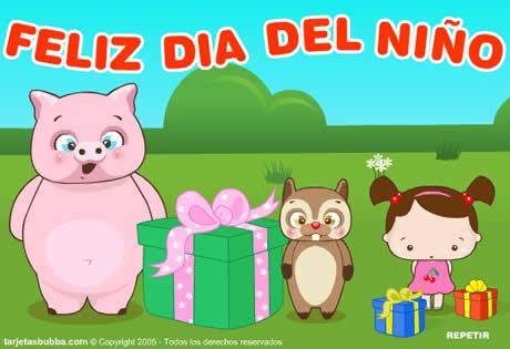 Felíz Día del Niño frase (15)