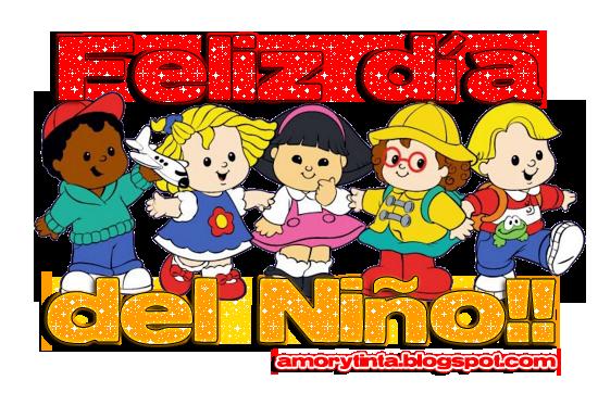 Felíz Día del Niño frase (2)