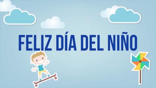 Felíz Día del Niño frase (20)
