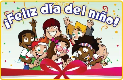 Mensajes Felíz Día del Niño (12)