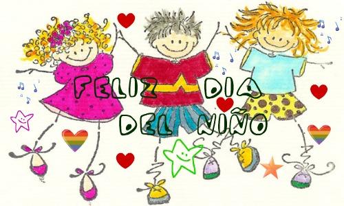 Mensajes Felíz Día del Niño (13)