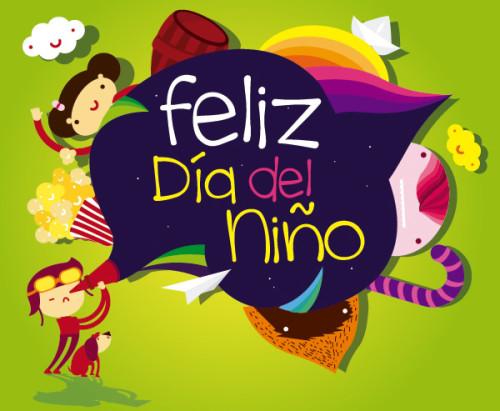 Mensajes Felíz Día del Niño (17)
