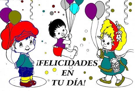 Mensajes Felíz Día del Niño (4)