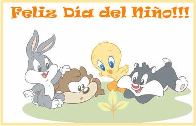 Mensajes Felíz Día del Niño (7)