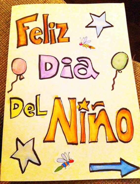 Mensajes Felíz Día del Niño (8)