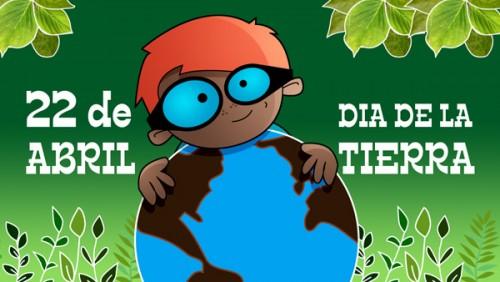 Imágenes Día de la Tierra con frases alusivas