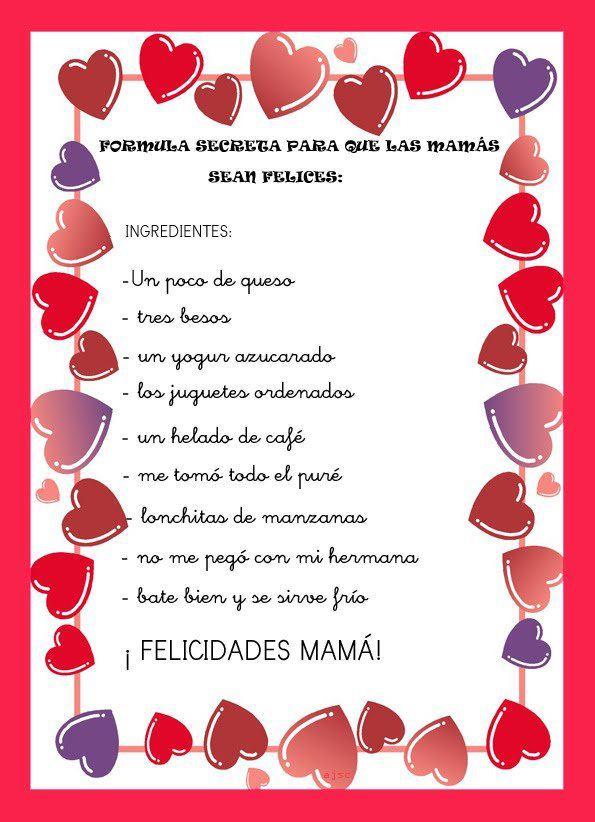 Felíz día de la Madre tarjetas frases (11)