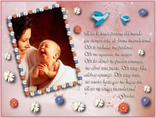 Felíz día de la Madre tarjetas frases (13)