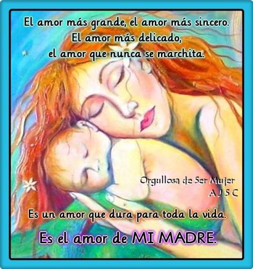 Felíz día de la Madre tarjetas frases (2)