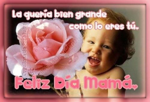 Felíz día de la Madre tarjetas frases (26)
