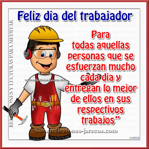 Feliz Día del Trabajador  (2)