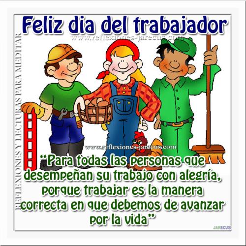 Feliz Día del Trabajador  (3)