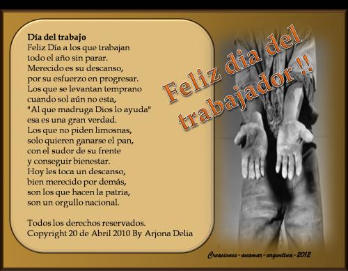 Feliz Día del Trabajador  (4)