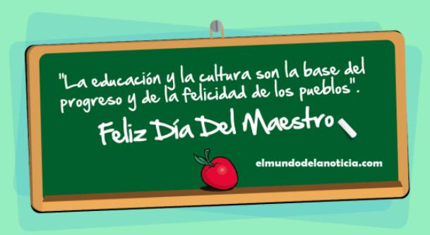 Feliz dia del Maestro ecuador (2)