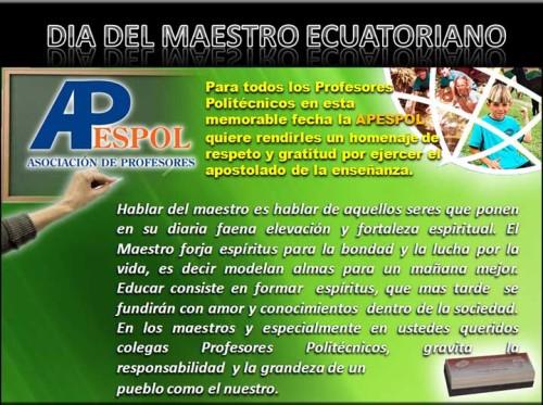 Feliz dia del Maestro ecuador (6)
