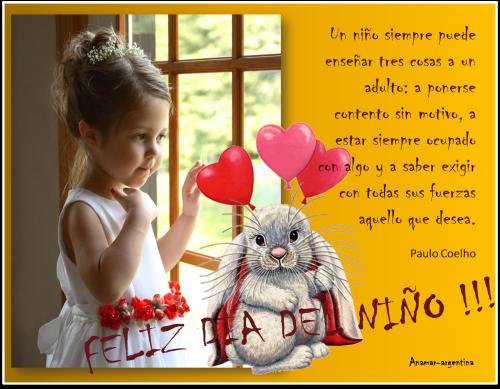 Feliz dia del Niño imágenes con frases lindas (1)